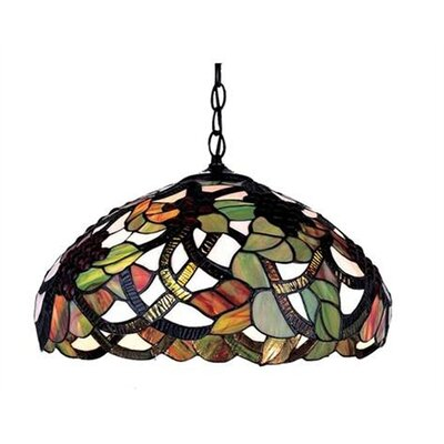 Isenberg 1-Light Inverted Pendant