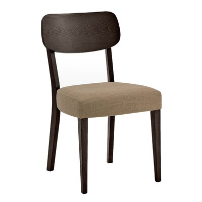 Criner Solid Wood Dining Chair (Set of 2)