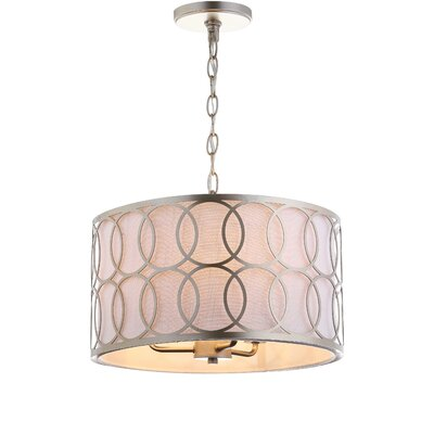 Herrod Metal 3-Light Pendant