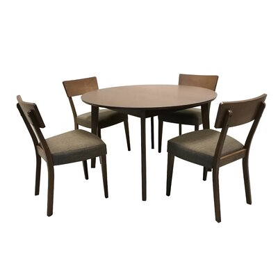 Crompton 5 Piece Dining Set