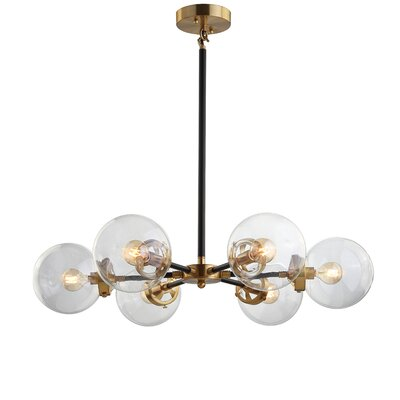 Claudio 6-Light Sputnik Pendant