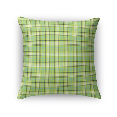 Truxton Plaid Throw Pillow Size: 18 x 18