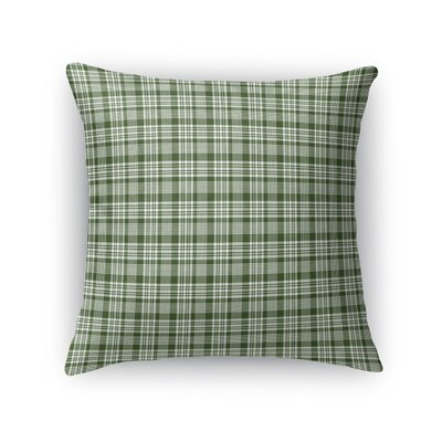 Althoff Plaid Throw Pillow Size: 24 x 24
