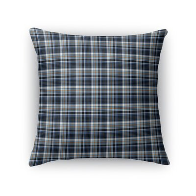 Rogge Plaid Throw Pillow Size: 24 x 24