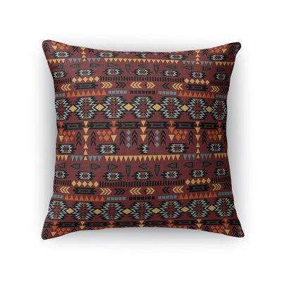 Ayre Throw Pillow Size: 18 x 18