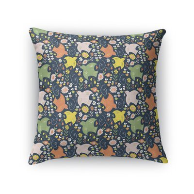 Bitsie Throw Pillow Size: 16 x 16
