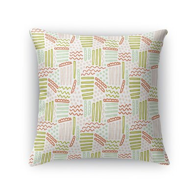 Grillo Throw Pillow Size: 24 x 24