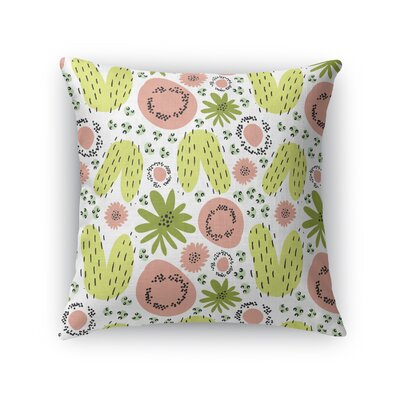 Piscitelli Throw Pillow Size: 24 x 24