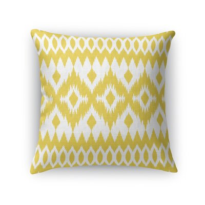 Pinson Throw Pillow Size: 16 x 16