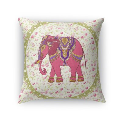 Babcock Throw Pillow Size: 16 x 16