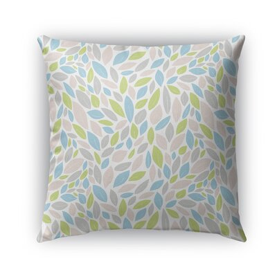 Dagostino Indoor/Outdoor Pillow Color: Pink/Green/Gray, Size: 18 x 18, Product Type: Throw Pillow