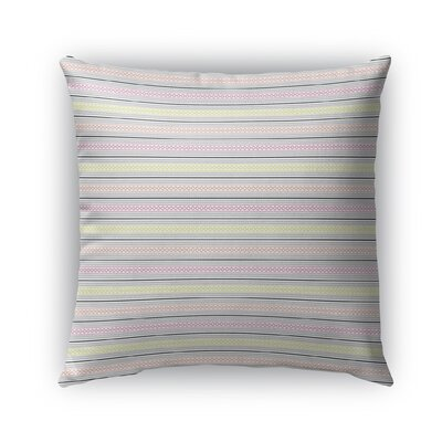 Lazaro Indoor/Outdoor Pillow Size: 18 x 18, Product Type: Throw Pillow