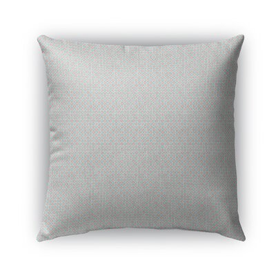 Stickland Indoor/Outdoor Pillow Color: Yellow/Gray, Size: 18 x 18, Product Type: Throw Pillow