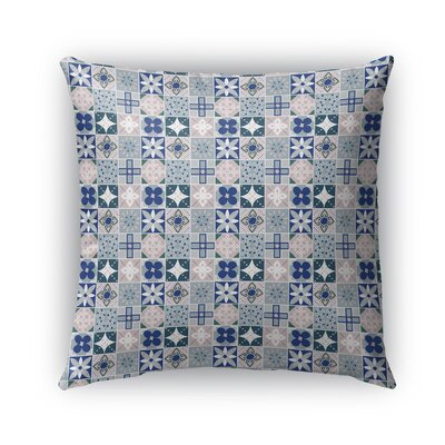 Baber Indoor/Outdoor Pillow Size: 18 x 18, Product Type: Throw Pillow