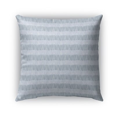 Lazo Indoor/Outdoor Pillow Color: Blue/Teal, Size: 16 x 16, Product Type: Throw Pillow