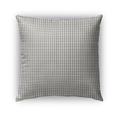 Stickler Indoor/Outdoor Pillow Size: 26 x 26, Product Type: Euro