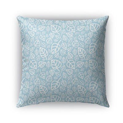 Dillman Indoor/Outdoor Pillow Color: Aqua, Size: 16 x 16, Product Type: Throw Pillow