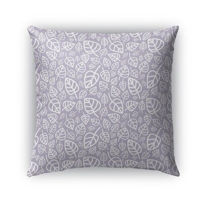 Dillman Indoor/Outdoor Pillow Color: Purple, Size: 16 x 16, Product Type: Throw Pillow