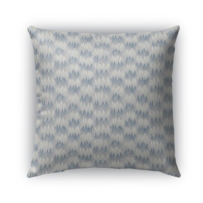 Leahy Indoor/Outdoor Pillow Color: Blue, Size: 16 x 16, Product Type: Throw Pillow