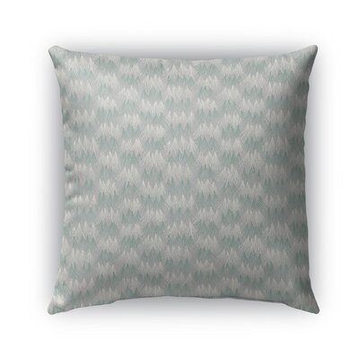 Leahy Indoor/Outdoor Pillow Color: Purple, Size: 18 x 18, Product Type: Throw Pillow