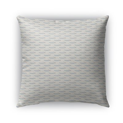 Ewell Indoor/Outdoor Pillow Size: 18 x 18, Product Type: Throw Pillow