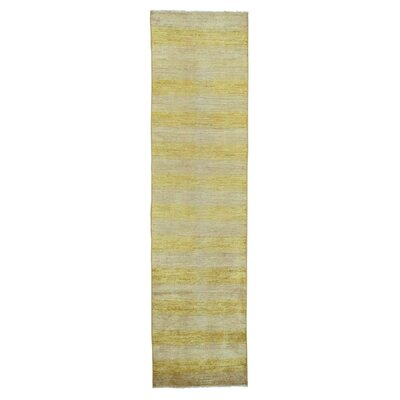 One-of-a-Kind Rossman Modern Hand-Knotted Area Rug