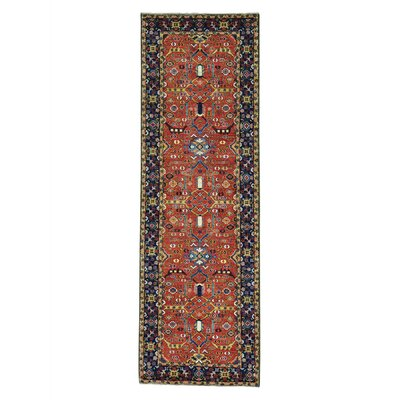 One-of-a-Kind Salvato Oriental Hand-Knotted Area Rug