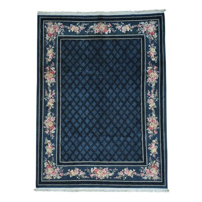 One-of-a-Kind Saltz Classic Oriental Hand-Knotted Area Rug