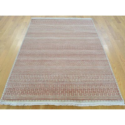 One-of-a-Kind Rosson Modern Oriental Hand-Knotted Area Rug