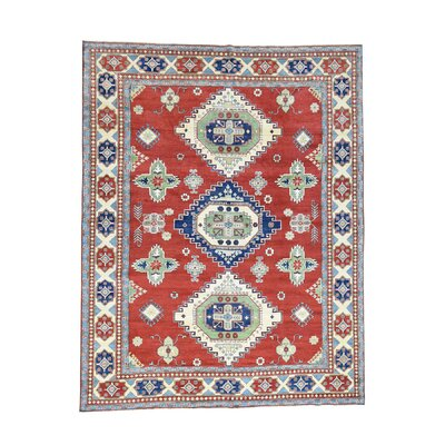 One-of-a-Kind Tillotson Hand-Knotted Area Rug