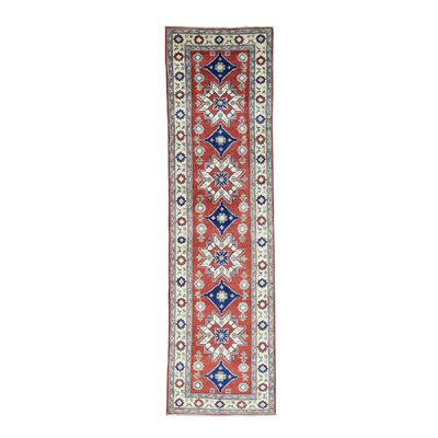 One-of-a-Kind Leela Oriental Hand-Knotted Area Rug