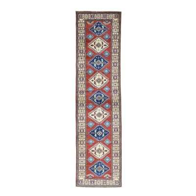 One-of-a-Kind Leela Hand-Knotted Area Rug