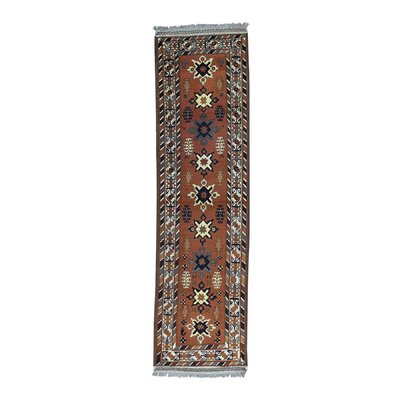 One-of-a-Kind Tilomar Kargai Hand-Knotted Area Rug