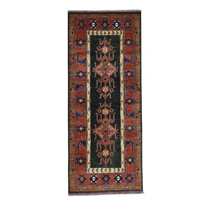 One-of-a-Kind Graybill Ersari Hand-Knotted Area Rug Rug Size: Rectangle 4 x 10