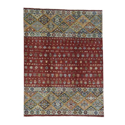 One-of-a-Kind Tillotson Super Khorjin Hand-Knotted Area Rug