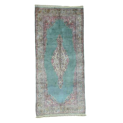 One-of-a-Kind Cerie Oriental Hand-Knotted Area Rug