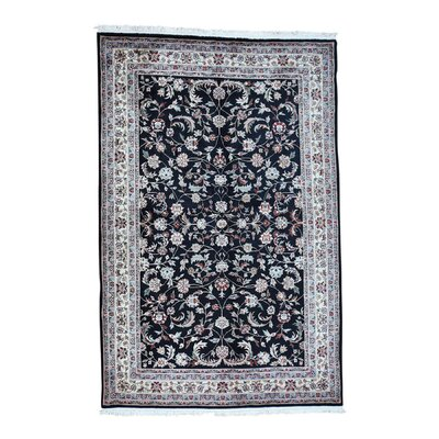 One-of-a-Kind Ruelas Sino Dense Weave Oriental Hand-Knotted Area Rug