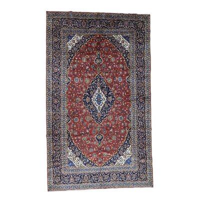 One-of-a-Kind Salvaggio Oriental Hand-Knotted Area Rug