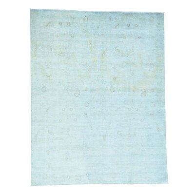 One-of-a-Kind Ebersole Oriental Hand-Knotted Area Rug