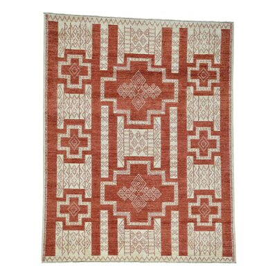 One-of-a-Kind Greear Southwest Motifs Hand-Knotted Area Rug Rug Size: Rectangle 81 x 10
