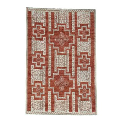 One-of-a-Kind Greear Southwest Motifs Hand-Knotted Area Rug Rug Size: Rectangle 510 x 810