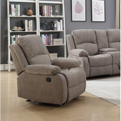 Berrios Manual Glider Recliner