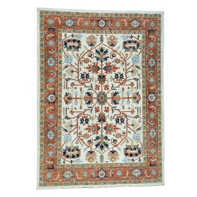 One-of-a-Kind Rueter Peshawar Oriental Hand-Knotted Area Rug Rug Size: Rectangle 9 x 125