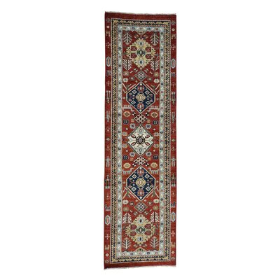 One-of-a-Kind Laursen Northwest Hand-Knotted Area Rug Rug Size: Rectangle 210 x 910