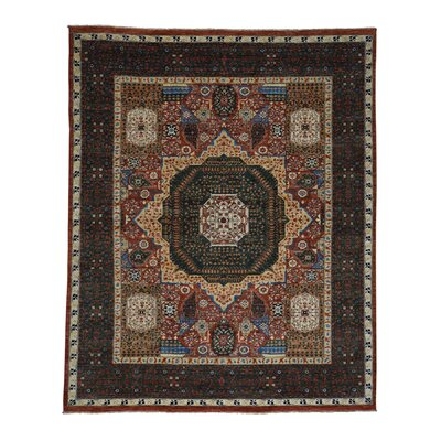 One-of-a-Kind Gowan Oriental Hand-Knotted Area Rug
