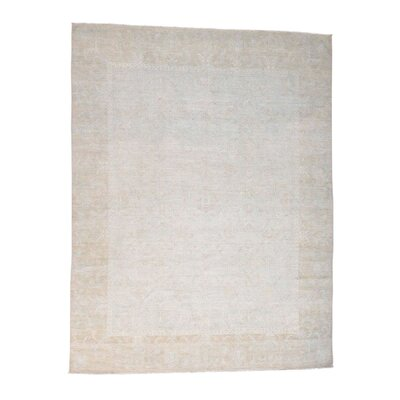 One-of-a-Kind Nolann Oriental Hand-Knotted Area Rug