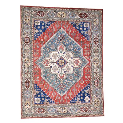 One-of-a-Kind Tillotson Special Heriz Hand-Knotted Area Rug