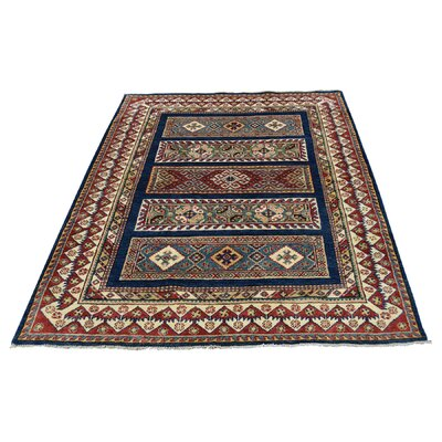 One-of-a-Kind Tillotson Special Khorjin Hand-Knotted Area Rug