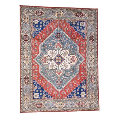 One-of-a-Kind Tillman Special Heriz Hand-Knotted Area Rug