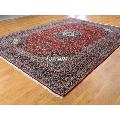 One-of-a-Kind Sager Oriental Hand-Knotted Area Rug